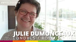Julie DUMONCEAUX chercheuse spécialiste de la FSHD